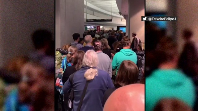 Ammunition in carry-on luggage prompts security checkpoint