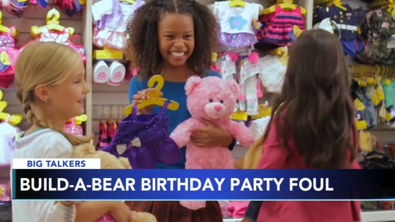 Mom Getting Blasted For Making Birthday Party Goers Give Up Build A Bears To Daughter Abc30 Fresno