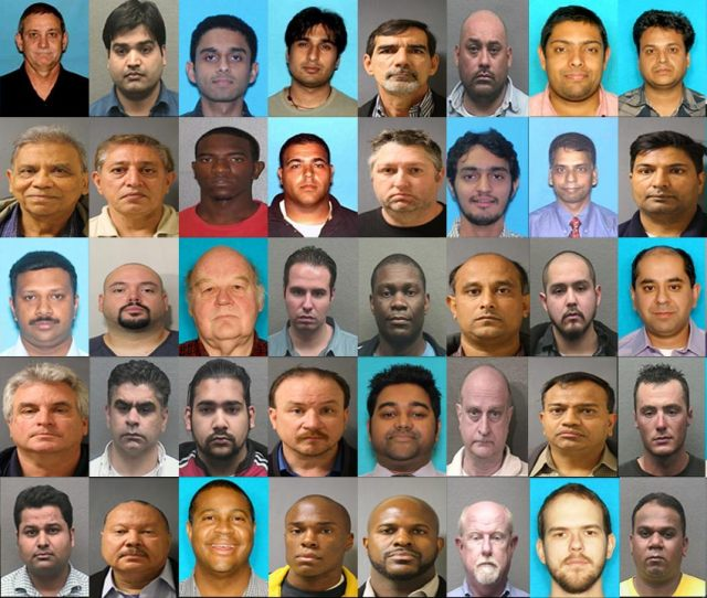 64 Men Charged In Hpd Prostitution Investigation