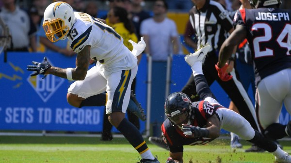 Los Angeles Chargers fall short 27-20 after last-minute rally from Houston Texans