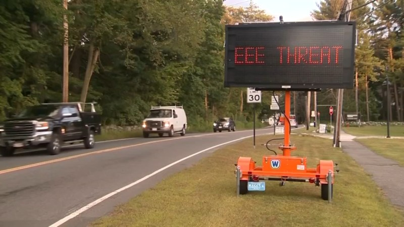 Rare, potentially deadly EEE virus detected in 3 Pennsylvania counties