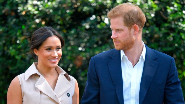 Meghan Markle says 1st year of marriage has been difficult in new documentary