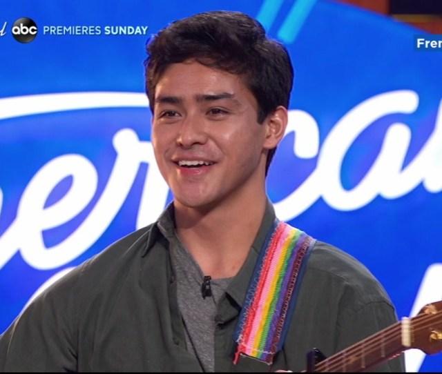 American Idol Auditions Katy Perry Tells San Francisco