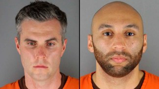 Two Former Minneapolis Officers Charged in George Floyd's Death Were Rookies