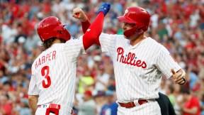 MLB 2020 Season: Bryce Harper, Philadelphia Phillies players react to  return of baseball - 6abc Philadelphia
