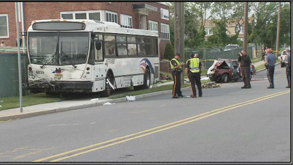 Fatal Car Crash In New Jersey Today