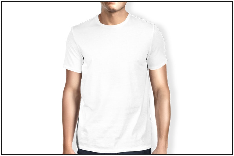 T Shirt Template Software 10 Quot Wide X 8 2 5 High In Photoshop Bytedust Lab Vector Design Freebies Bytedust Lab Vector And That S Why We Don Offer All In One