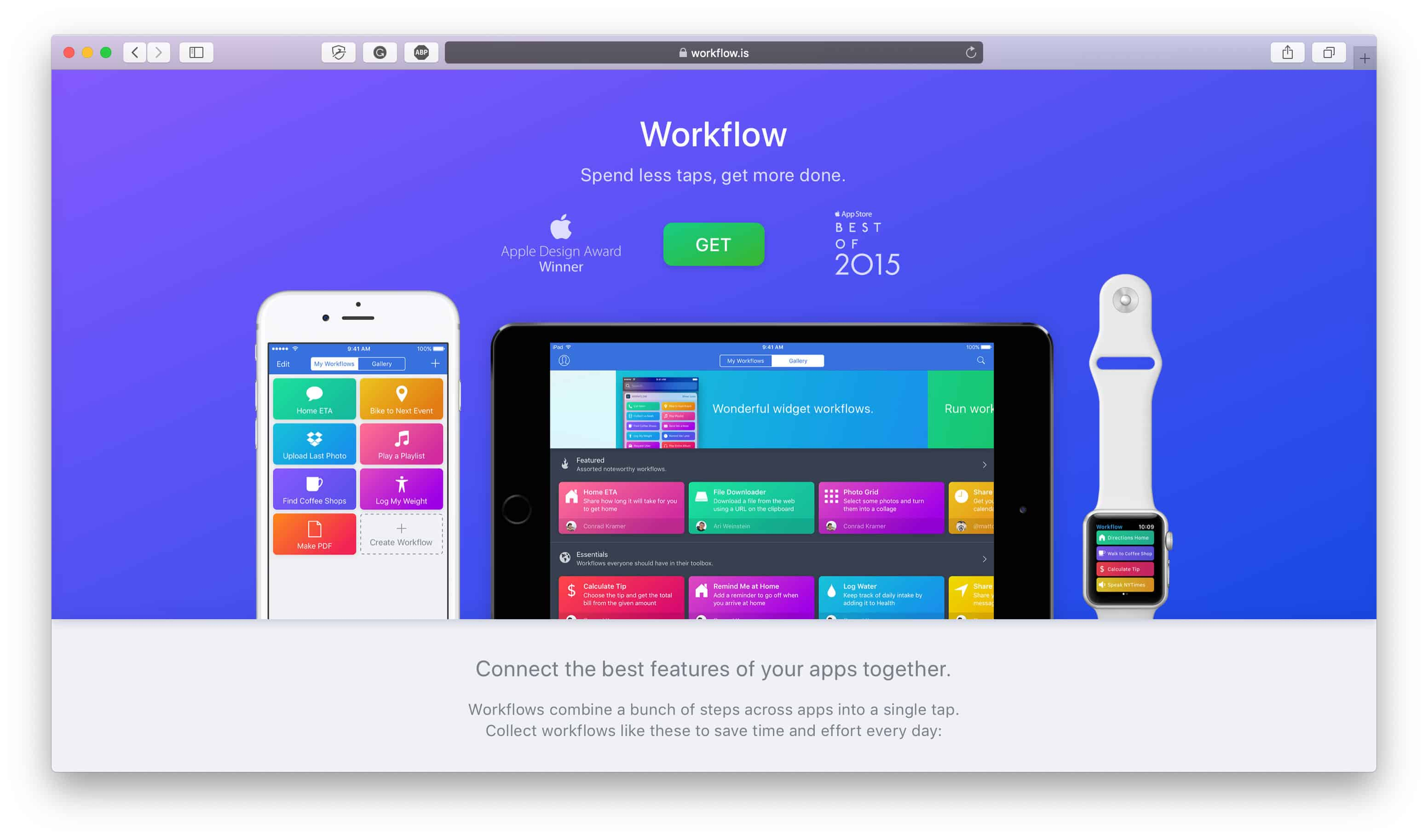 Workflow Time Management Tool