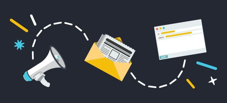 Marketing tramite e-mail: come avviare una newsletter via e-mail
