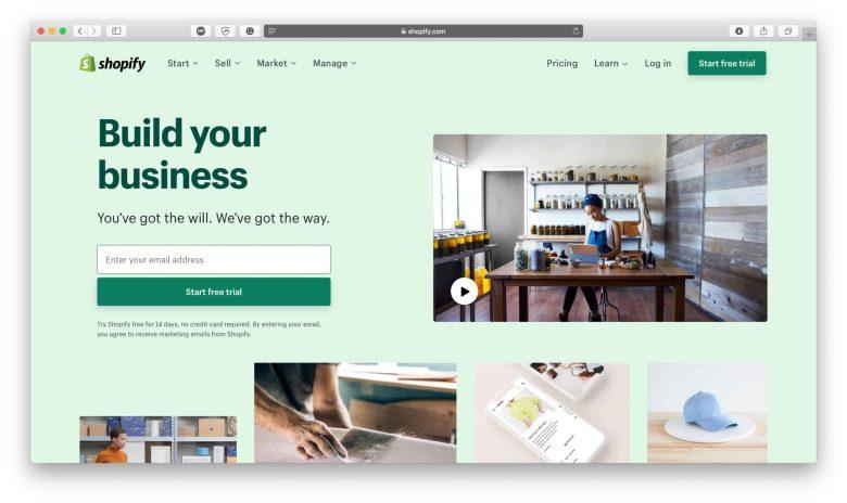 Creazione di un'attività di gioielleria online