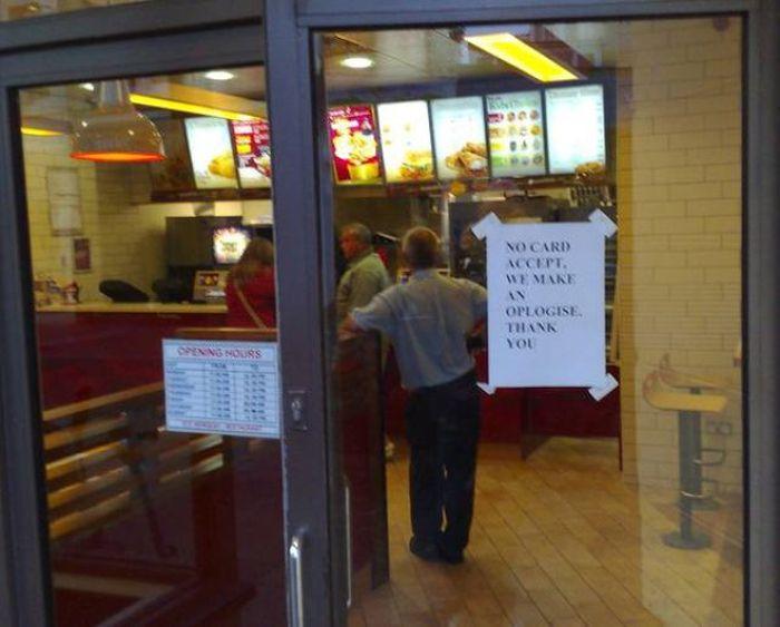 Fast Food Restaurants Make 45