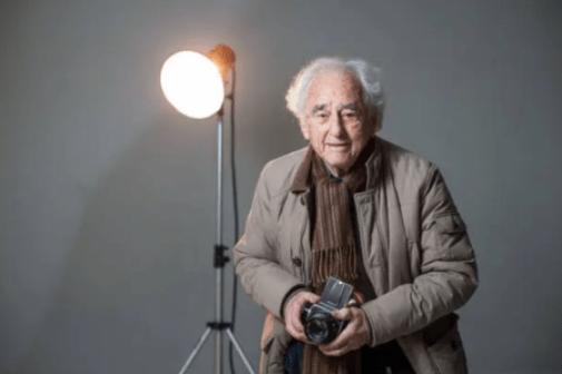 Morre o fotógrafo German Lorca, aos 98 anos - A Crítica de Campo Grande  Mobile