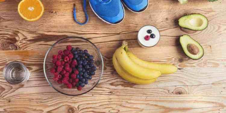 Top 15 foods for Men's Fitness