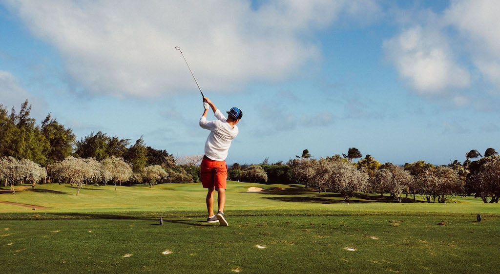 How (And Why) To Create A Golf Course in Your Backyard