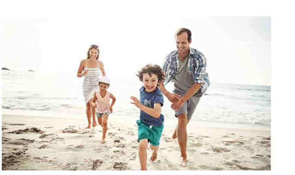 5 Tips For Staying Active With Kids And Family
