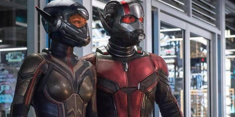 Ant-Man and The Wasp Wanted To Be About Love