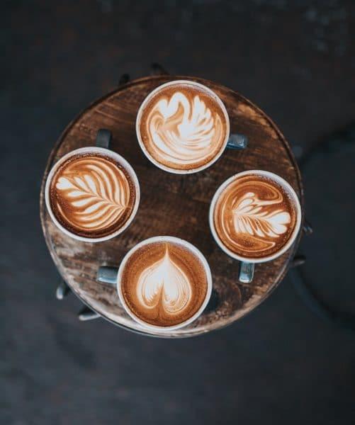 coffee full of antioxidants