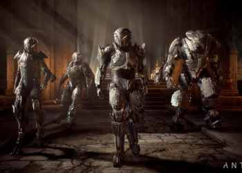 Anthem Legion of the Dawn Javelins (Image Credit: Bioware / Electronic Arts)