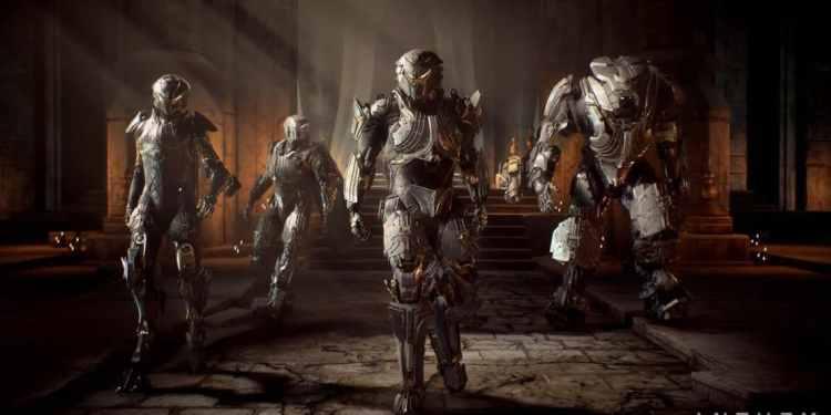 Anthem Legion of the Dawn Javelins (Image Credit: Bioware / Electronic Arts)