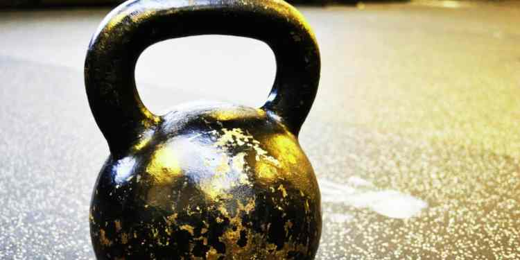 Commonly associated with weight loss, kettlebell workouts are also great for building muscle.