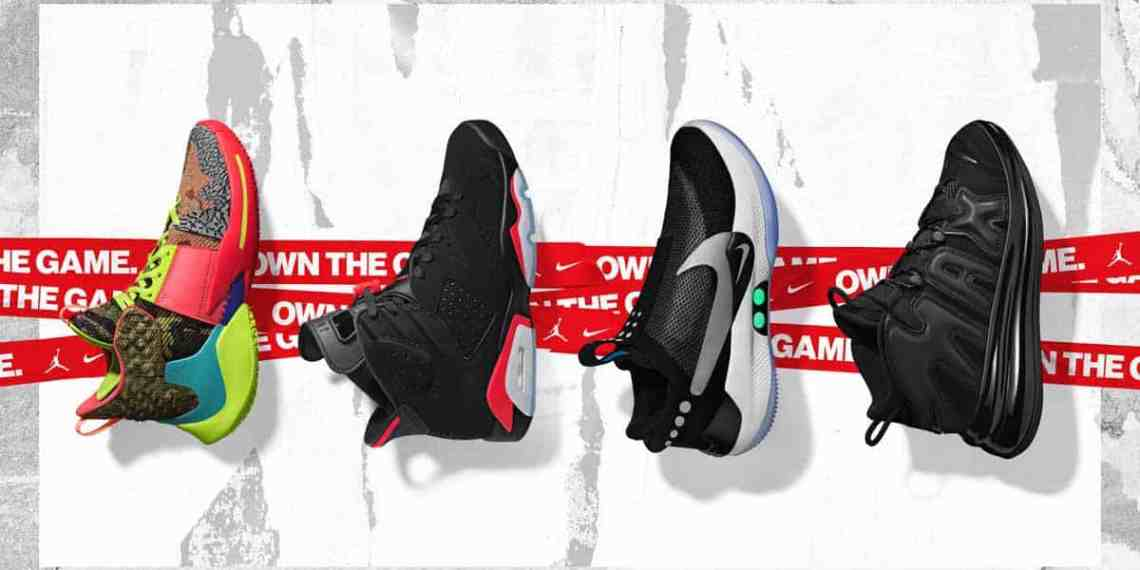 Nike and Jordan Brand just unveiled their NBA All Star Collection and we are excited