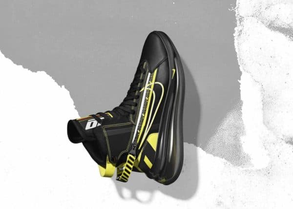 Nike Air Max 720 is inspired by Charlotte's racing culture