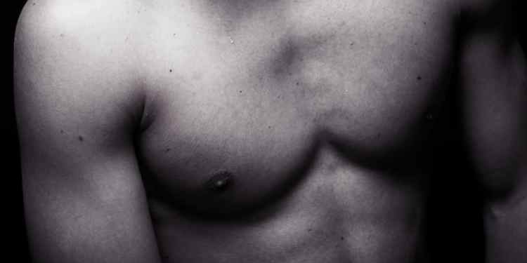 Breast cancer in men isn't something to be taken lightly or ignored.