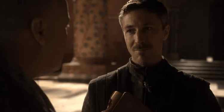 Baelish plays the game of thrones much better in the novels (Image Credits: HBO)