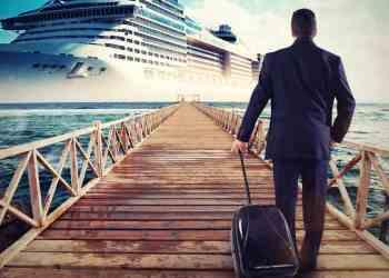men on cruise