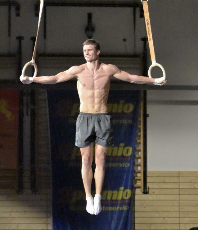 Lukas dauser is a german male artistic gymnast and a member of the national team. Lukas Dauser Male Models Adonismale