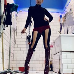 Mistress-Inka Edinburgh  Scotland Eh7 British Escort