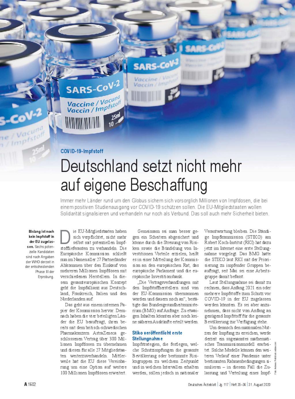 covid 19 impfstoff deutschland setzt
