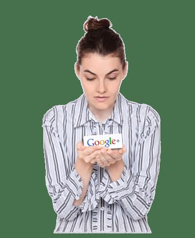 Registering Google+ Profile