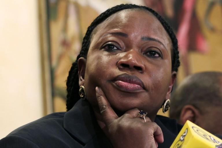 Fatou Bensouda menacée par une plainte judiciaire