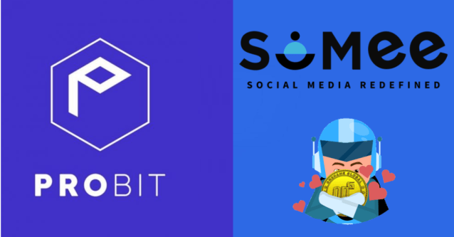 SoMee.Social by Probit banner