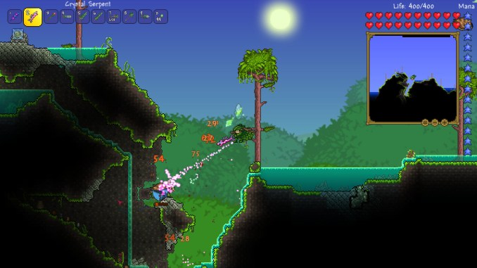 Terraria screenshot 1