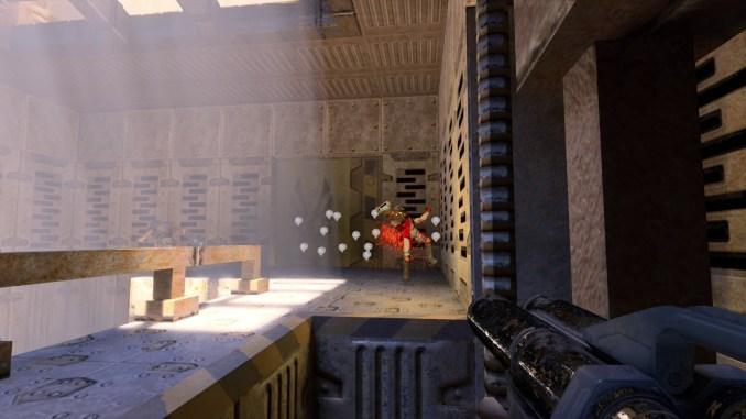 Quake II RTX screenshot 2