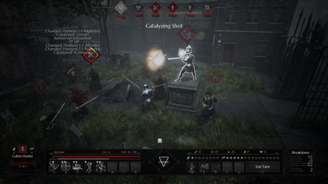 Black Legend screenshot 3