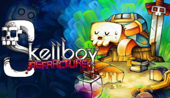 Skellboy Refractured on Steam