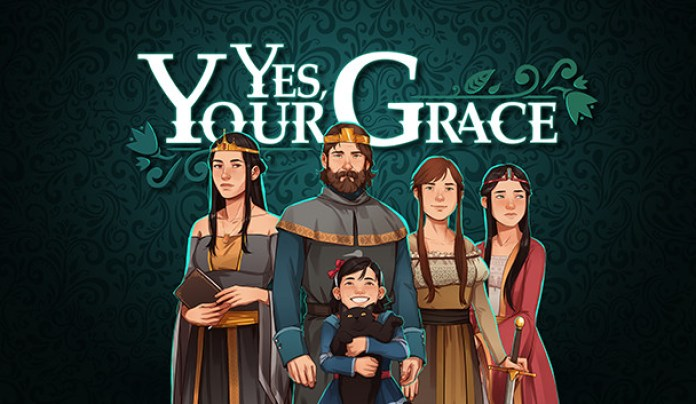 Yes, Your Grace on Steam
