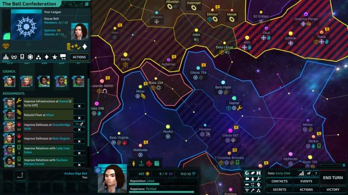 Star Dynasties screenshot 1