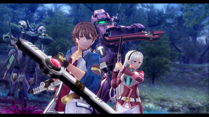 The Legend of Heroes: Trails of Cold Steel IV screenshot 1