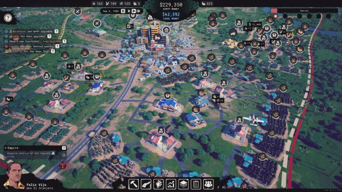 Cartel Tycoon screenshot 3