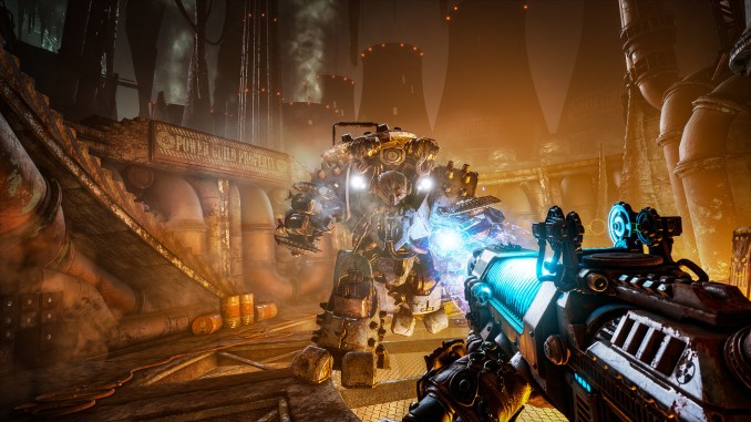 Necromunda: Hired Gun screenshot 1