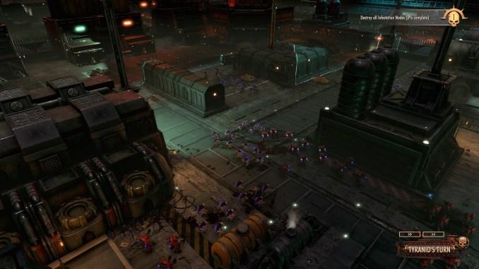 Warhammer 40000: Battlesector screenshot 3