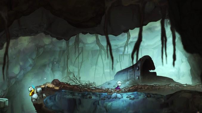 Greak: Memories of Azur screenshot 1