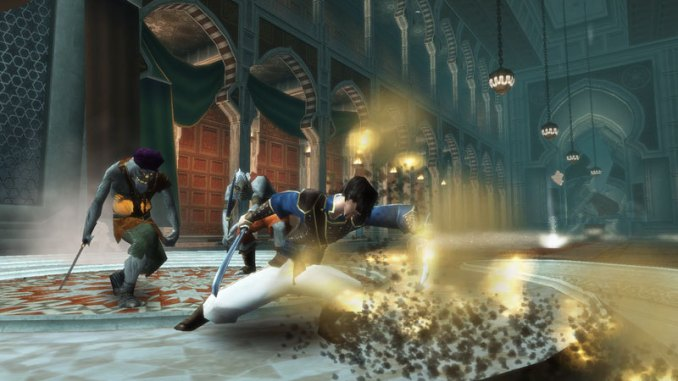 Prince of Persia: The Sands of Time screenshot 3