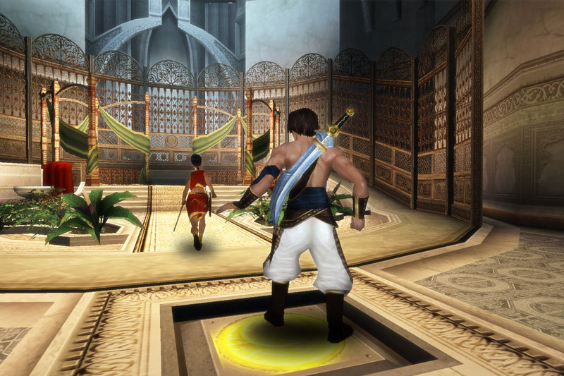 Prince of Persia®: The Sands of Time  PREVIEW