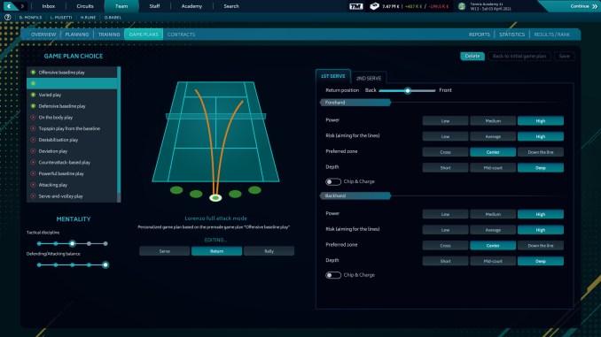 Tennis Manager 2021 screenshot 3