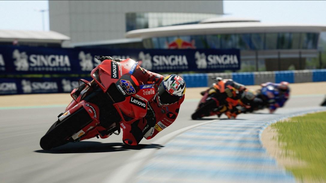 MotoGP™21  PREVIEW